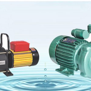Self Priming Mono Block Pump Sets Manufacturer