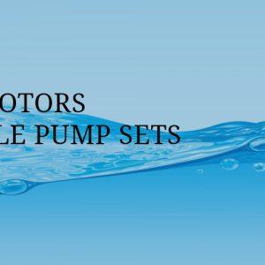 Submersible Pumps Supplier
