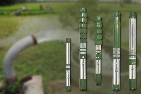 Submersible Pump For Agriculture