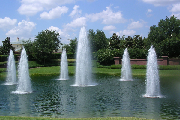 Submersible Pump For Fountains