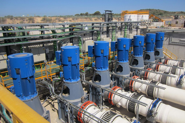 Submersible Pump For Water Supply