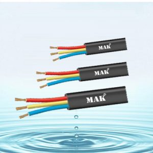 Submersible Flat and Round Cables Supplier