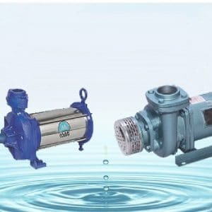 Single Phase open well Submersible pump Supplier