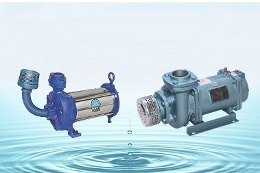 Single Phase Open Well Submersible Pumps