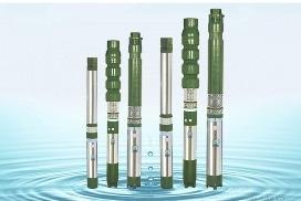 bore hole submersible pump