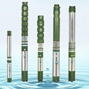 Submersible Pump Sets for Irrigation