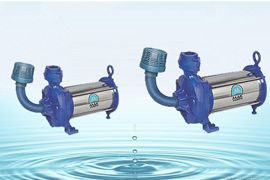 monoset openwell pump india, IS: 14220 Open Well Submersible Pump Sets Manufacturer