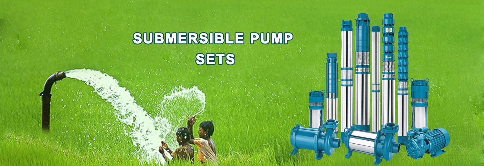 submersible pumps Manufacturer india